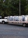 Shipping an order of carts